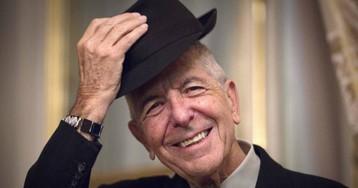 Leonard Cohen morreu dormindo após sofrer uma queda em sua casa em Los Angeles