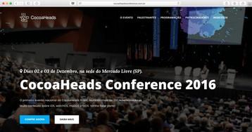 Participe da CocoaHeads Conference 2016, evento para entusiastas da Apple em São Paulo