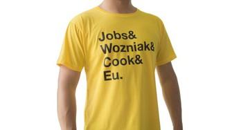 Grande novidade na MM Store: agora temos uma linha de camisetas exclusivas!