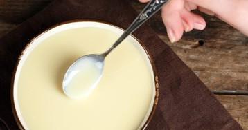 Как приготовить идеальную домашнюю сгущёнку