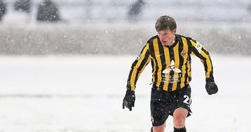 Аршавину — снова 20 лет. Как Шава играл в футбол на снегу