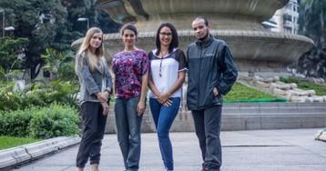 Os jovens que decidiram ficar na Venezuela