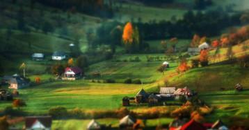 Сказочные осенние фотографии из Румынии, сделанные на камеру всего за 250 долларов