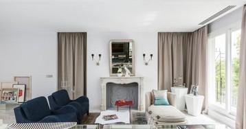Интерьер недели: парижская квартира от украинских дизайнеров