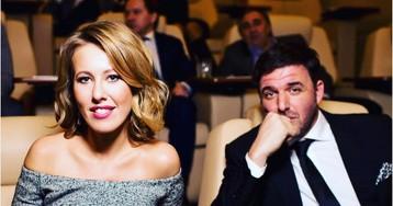 Максим Виторган опубликовал трогательное видео с сыном и Ксенией Собчак