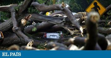 Furacão Otto deixa Costa Rica e Nicarágua em alerta máximo