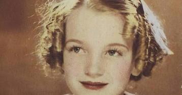 24 редких снимка маленькой Нормы Джин еще до того, как она стала Мэрилин Монро