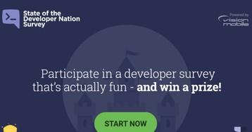 Новый опрос «Состояние нации разработчиков»