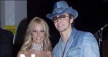Justin Timberlake fala sobre look jeans que usou com Britney Spears