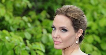 После развода Анджелина Джоли похудела до 34 кг!