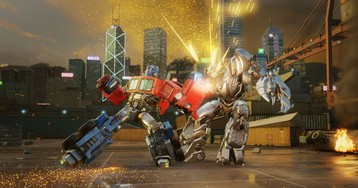 Transformers Is Getting A New Fighting Game, And I Don't Care That It's Mobile