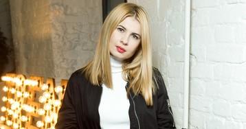 Анна Цуканова-Котт, Мария Шумакова и Ингрид Олеринская на дне рождения TrendSpace
