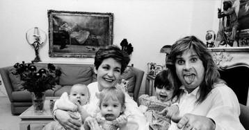 10 самых ярких моментов из семейной жизни великого и ужасного Оззи Осборна