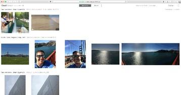 Apple trabalha em renovação visual para o web app Fotos no iCloud.com [atualizado]