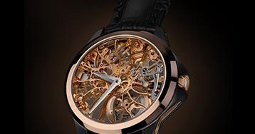 Иван Арпа предложил часы-скелетон за 12 тысяч евро «для небогатых покупателей»