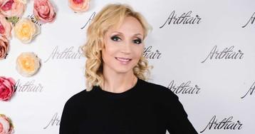 Кристина Орбакайте, Анастасия Стоцкая и Катерина Шпица на beauty-девичнике в салоне ArtHair