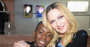 Мадонна, Ариана Гранде и Пэрис Хилтон на благотворительном вечере Raising Malawi