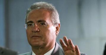 Em impasse de Renan, Senado tem sessão paralisada