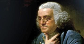 Мудрость Бенджамина Франклина