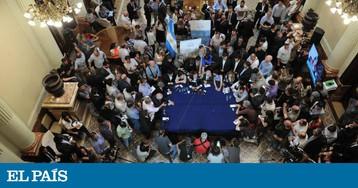 Oposição argentina se une e desafia Macri no Congresso