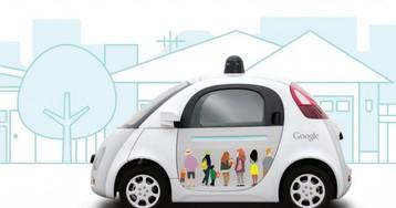 Google «затормозила» проект беспилотного автомобиля