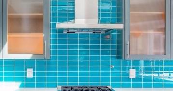 Как правильно выложить плиткой кухонный фартук
