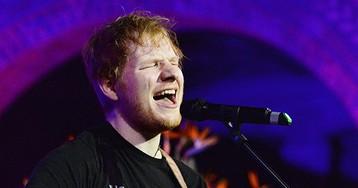 Ed Sheeran retorna às redes sociais após um ano e fãs surtam na web