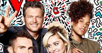 Кто победил в шоу The Voice в этом году?