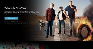 Стриминг-сервис Prime Video от Amazon пришел в РФ