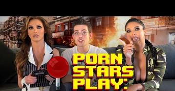 Brazzers lança série de vídeos de gameplays estrelada por atrizes pr0n