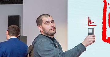 Премию Кандинского в 1,8 млн рублей получил голый художник
