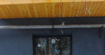 Стеклянная дверь в хрущевке