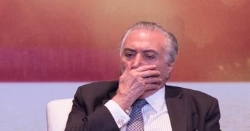 Temer recebe vazamentos antes da imprensa e vê Cunha como ameaça