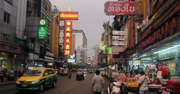 Таиланд: Бангкок. Часть V. Ночная жизнь