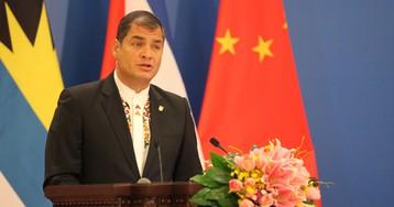 Equador não vai aceitar delações sem provas da Odebrecht
