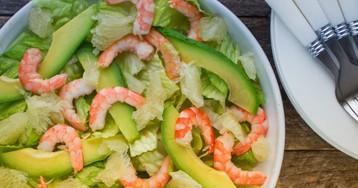 5 праздничных салатов на скорую руку