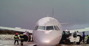 Рассказ пассажирки самолета, аварийно севшего в Калининграде: эвакуировалась босиком