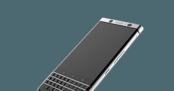 CES 2017: Saudade? BlackBerry anuncia smartphone com teclado físico