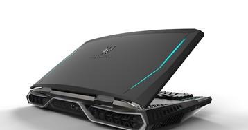 Acer гнёт своё   CES 2017