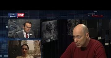 Дмитрий Гордон и ХЭБ в «Вечернем прайме» телеканала «112 Украина»