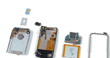 Эволюция iPhone изнутри