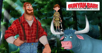 [Deal Alert] The animated movie Bunyan & Babe, with voice actors John Goodman, Kelsey Grammer, and Jeff Foxworthy is free on Google Play