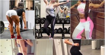 Фитнес в Инстаграме