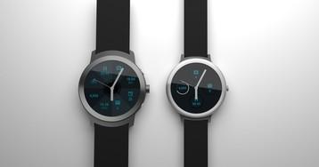 Смарт-часы от Google и LG