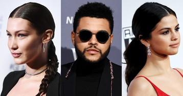 #TeamBella vs. #TeamSelena: а за кого из девушек The Weeknd болеешь ты?