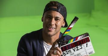 Neymar e outros jogadores brasileiros com pontas em filmes