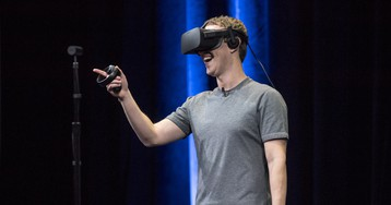 Facebook CEO Mark Zuckerberg To Spend Billions More On Virtual Reality