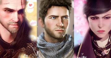 Meitu Transforms Video Game Heroes Into Beautiful Waifus