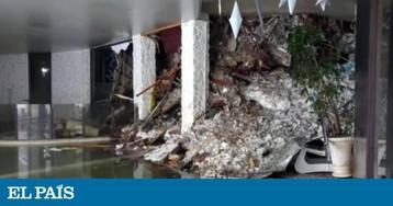 Localizadas sete pessoas vivas no hotel soterrado por uma avalanche na Itália