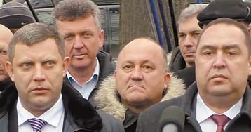 Между Донецком и Луганском ужесточили границу
